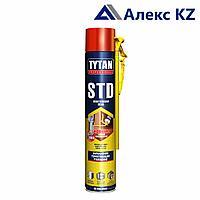Пена монтажная TYTAN  STD бытовая 750мл