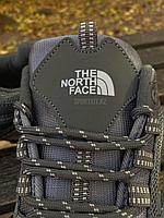 Ботинки North face сер, фото 1