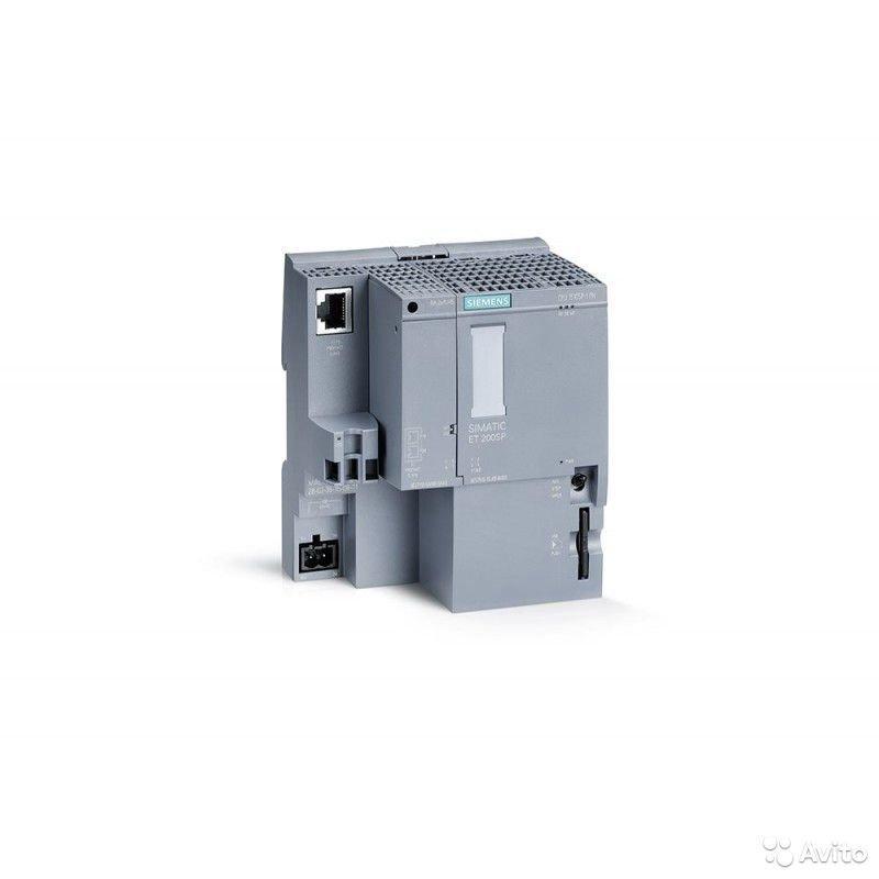 Siemens Simatic ET 200SP CPU 1510SP модули