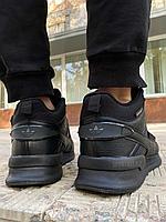 Ботинки Adidas Goretex черн зим A2231-1