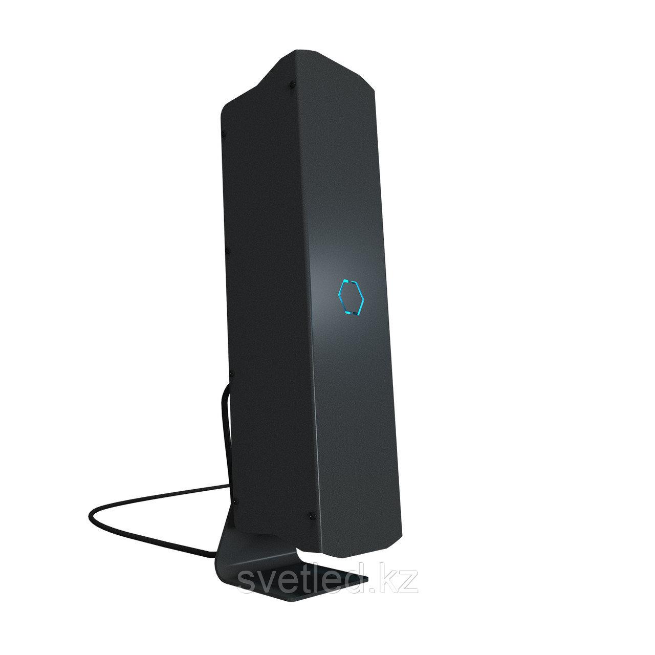 Очиститель воздуха ультрафиолетовый (рециркулятор) «Солнечный Бриз-1 Black edition