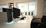 Очиститель воздуха ультрафиолетовый (рециркулятор) «Солнечный Бриз-1 Black edition, фото 2