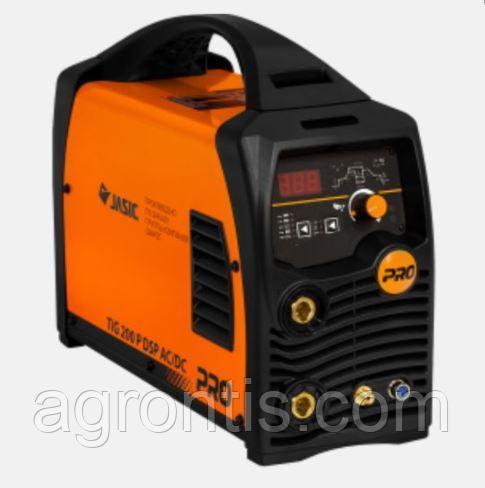 Инверторный выпрямитель для аргонодуговой сварки неплавящимся электродом TIG 200P AC/DС (E201)