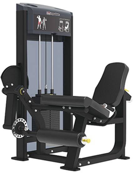 Переднее бедро сидя (Leg Extension)