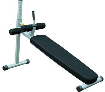 Регулируемая скамья для пресса (adjustable abdominal bench)