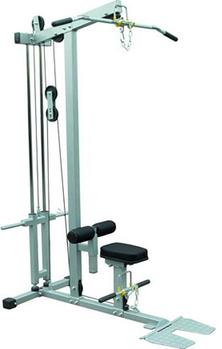 Верхняя и нижняя тяга (Lat machine)