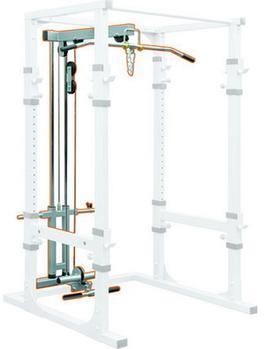 Стойка (power cage lat attachment)