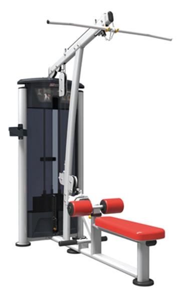 Верхняя-нижняя тяга (Lat pulldown / Verticla Row)