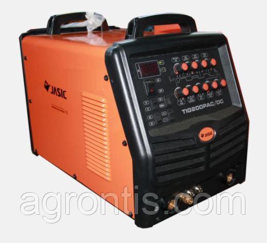 Инверторный выпрямитель для аргонодуговой сварки неплавящимся электродом TIG 200P AC/DC (E101)