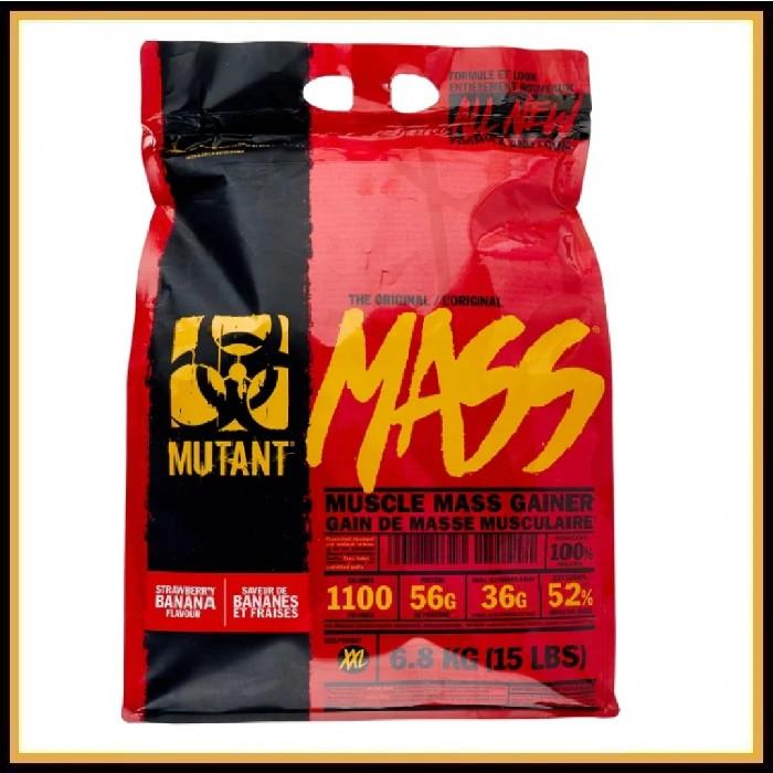 MUTANT Mass 6,8кг (клубника-банан)