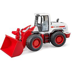 Bruder Игрушечный Погрузчик колёсный XL 5000 (Брудер 03-410)