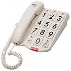 Телефон проводной Ritmix RT-520 (Ivory)