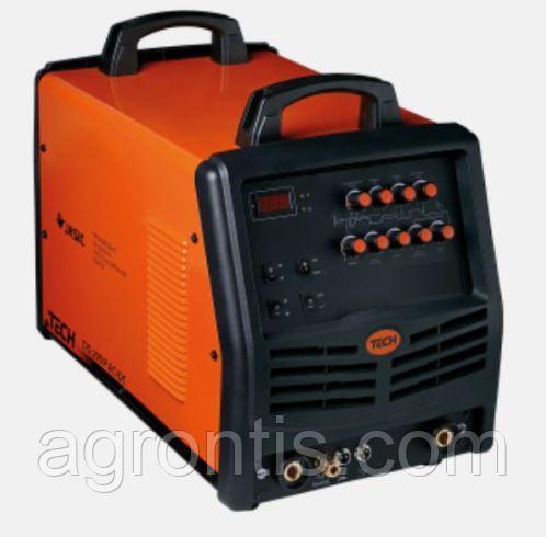 Инверторный выпрямитель для аргонодуговой сварки неплавящимся электродом TIG 250P AC/DC (E102)