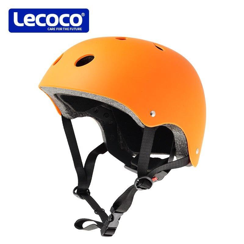 Детский шлем для самокатов и роликов LECOCO Size 48-54