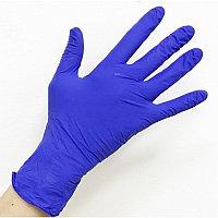 Перчатки медицинские нитриловые 100 шт/200 пар S,M, L