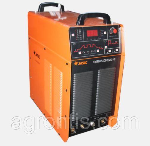 Инверторный выпрямитель для аргонодуговой сварки неплавящимся электродом TIG 500P AC/DC (Е312)