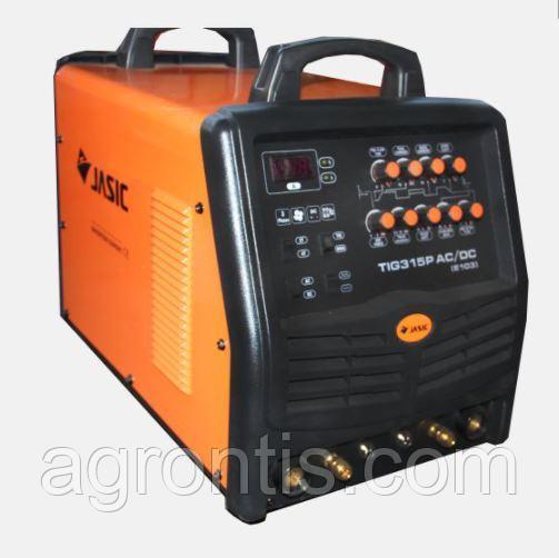 Инверторный выпрямитель для аргонодуговой сварки неплавящимся электродом TIG 315P AC/DC (E103)