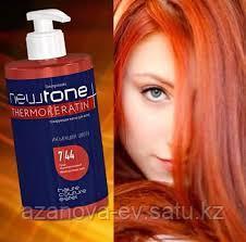 Тонирующая маска для волос Estel NewTone 7/44 Русый медный интенсивный