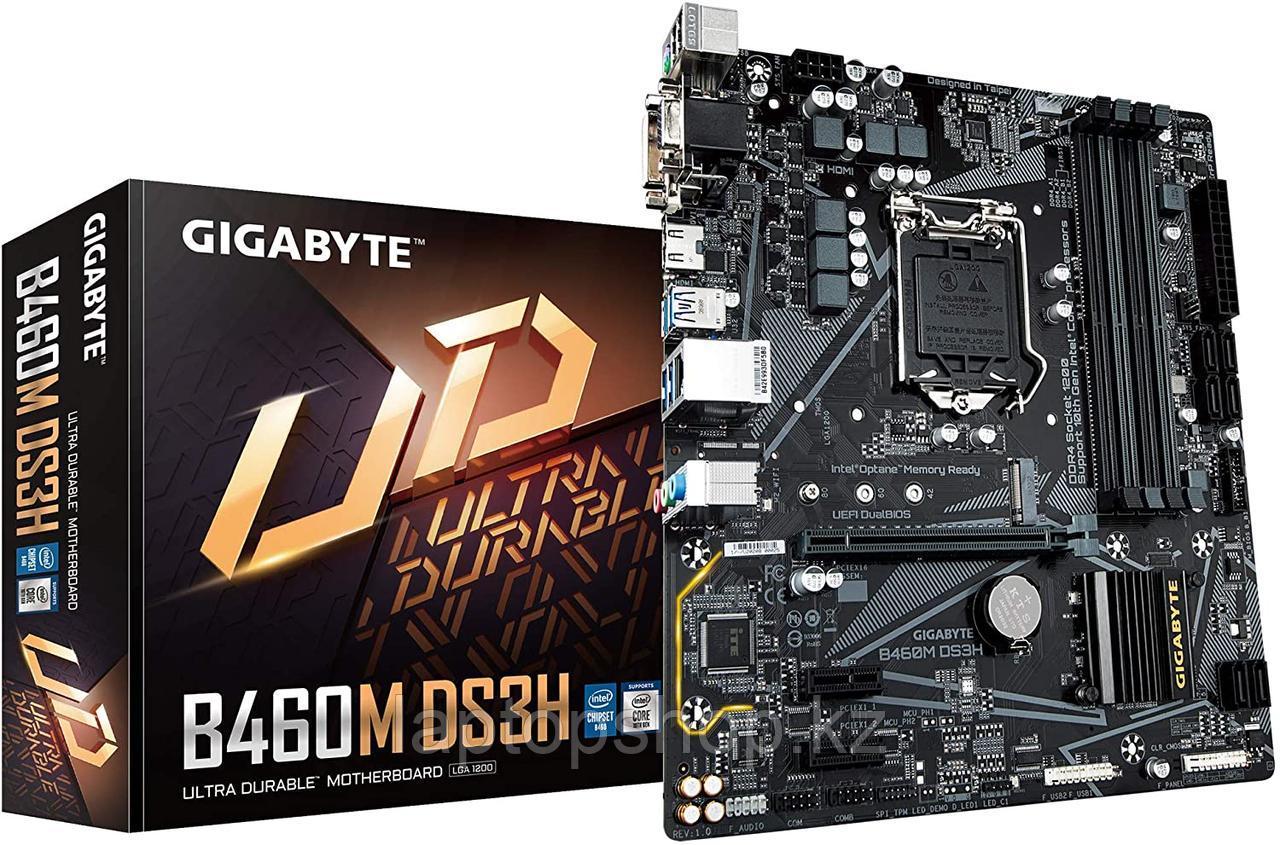 Системная плата Gigabyte B460M DS3H (4719331808846)