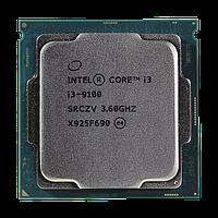 Процессор Intel 1151 Core i3-9100 6M, 3.60 GHz oem