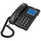 Телефон проводной Ritmix RT-490 (Black)