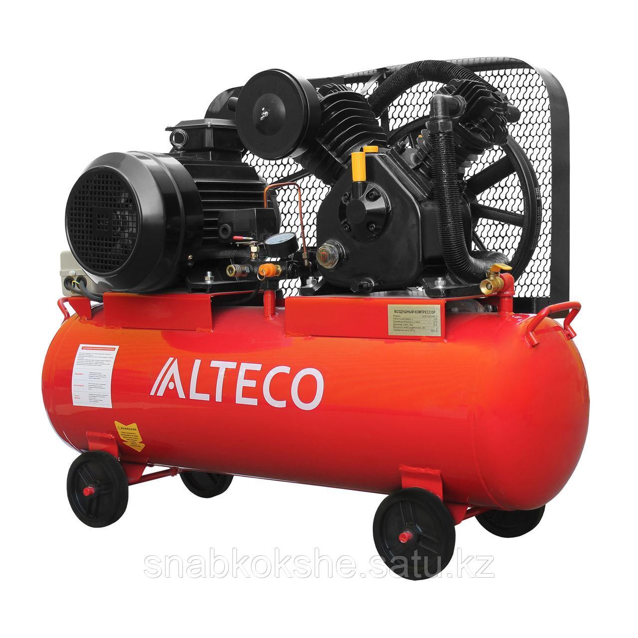 КОМПРЕССОР ALTECO ACB 100/800.1