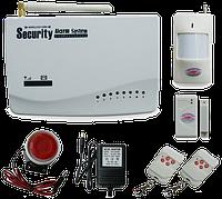 Охранная GSM Сигнализация Security Alarm System