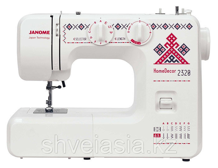 Janome HomeDecor 2320 швейная машина