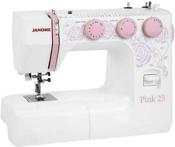 Janome Pink 25 Швейная машина
