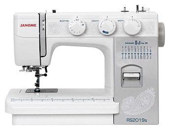 Швейная машина Janome RS2019s