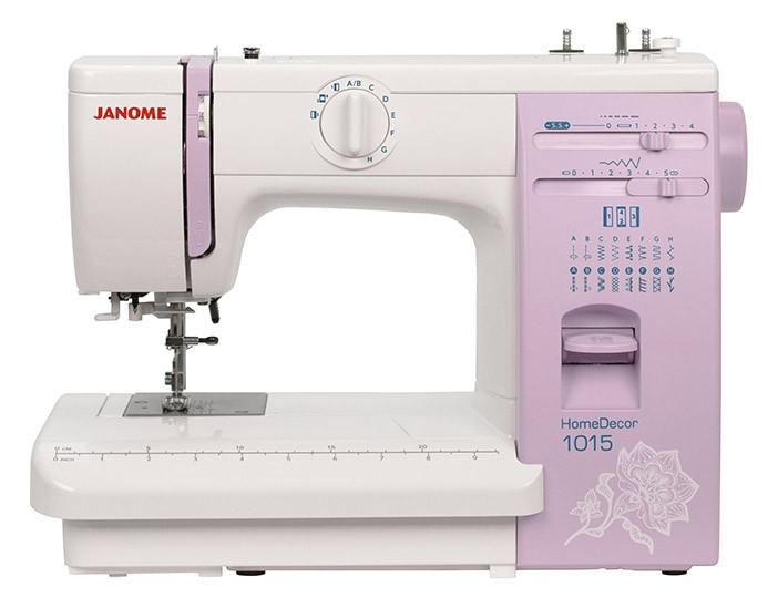 Janome HomeDecor 1015
