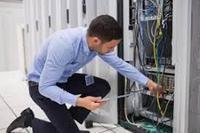Монтаж СКС, локальных сетей в Алматы, протянуть сеть в офис, прокладка сети, сетевые услуги