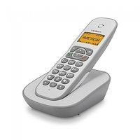 Телефон беспроводной Texet TX-D4505A бело-серый, фото 1