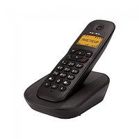 Телефон беспроводной Texet TX-D4505A черный, фото 1