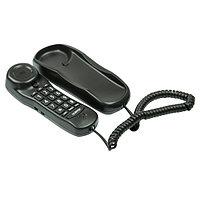 Телефон проводной Ritmix RT-003 черный, фото 1