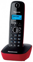 Радиотелефон PANASONIC KX-TG1611CAR (Black)