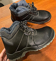 Ботинки ROBAMAG утепленные кожаные
