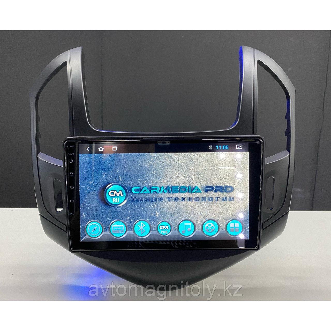 Магнитола CarMedia PRO Chevrolet Cruze 2012-2015