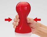 Многоразовый мастурбатор с вакуумным эффектом Tenga Air-Tech Squeeze Strong, 17х8 см. (только доставка), фото 4