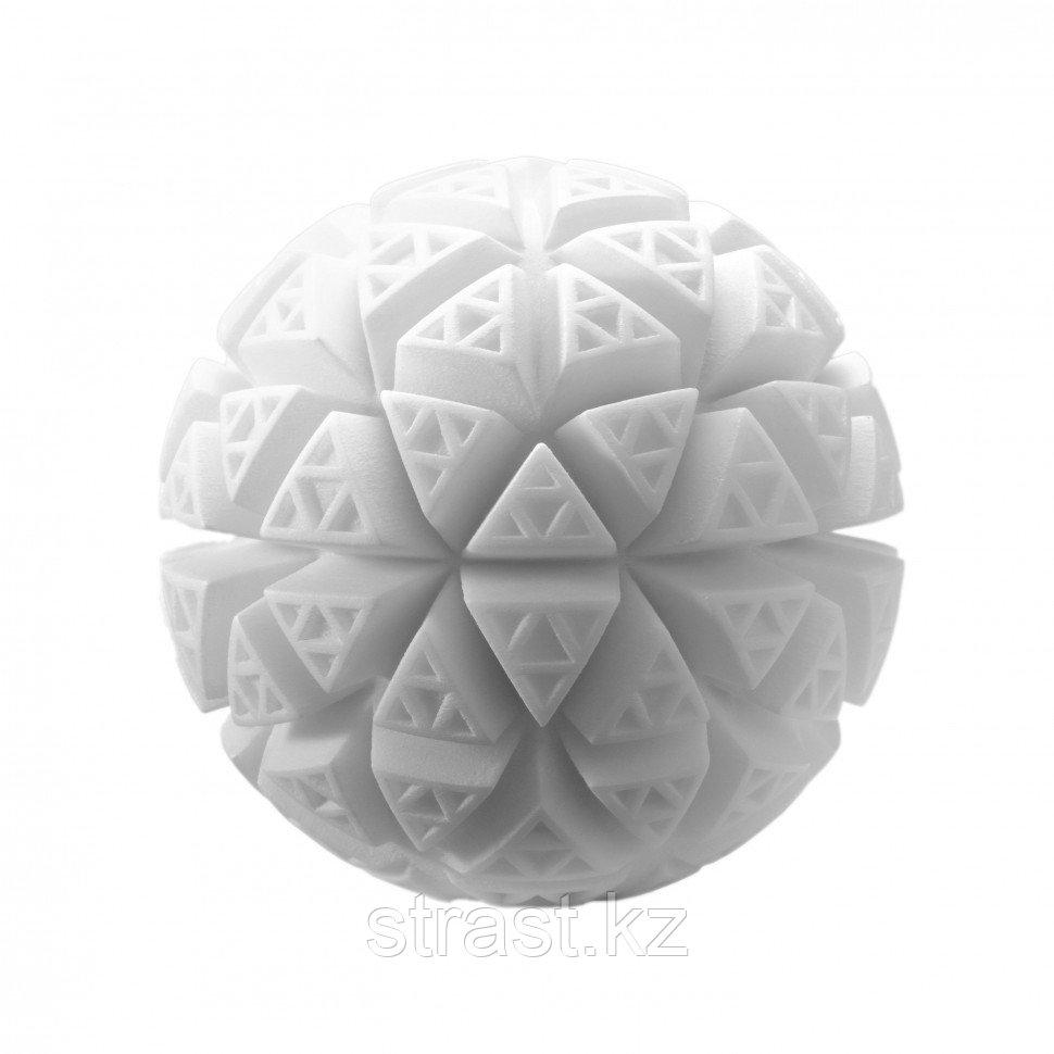 Tenga Geo Glacier - многоразовый мастурбатор с геометрической текстурой, 17х5 см. (только доставка)