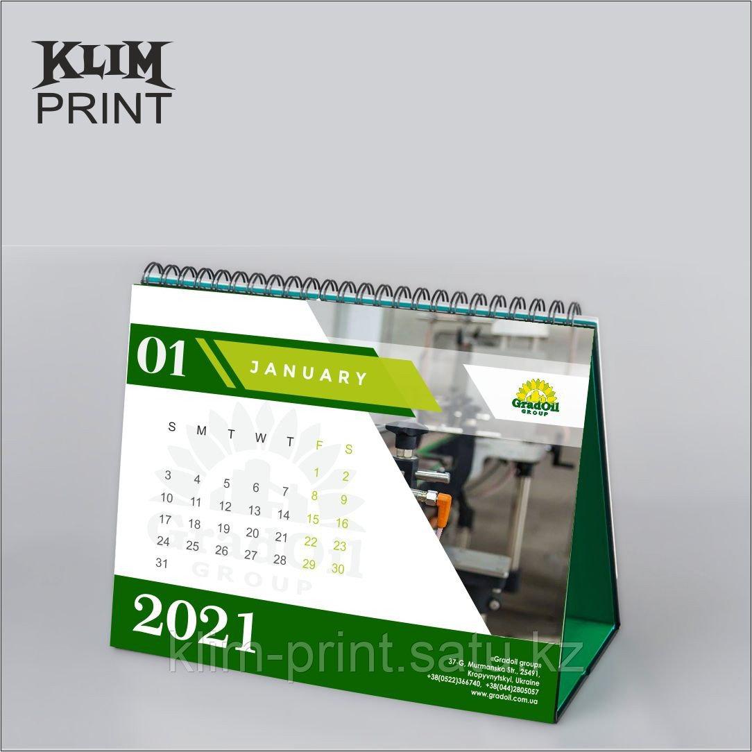 Календари+настольные