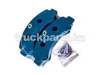 Колодки тормозные задние HINO 300 G-brake HINO GP04054