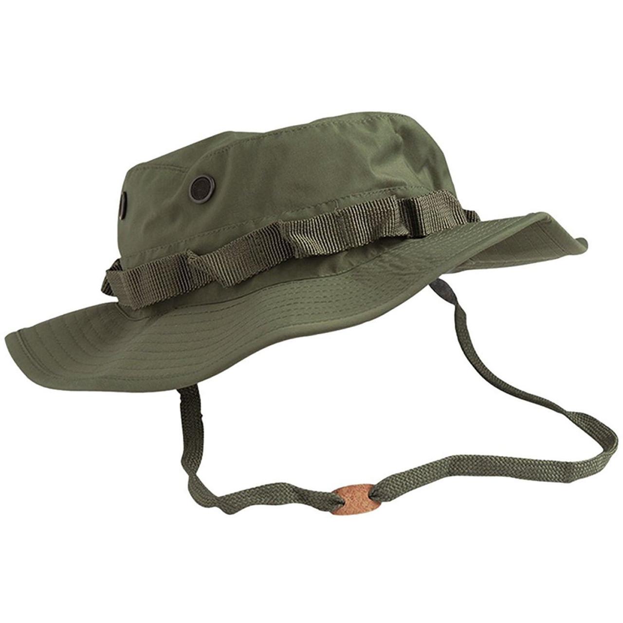 Панама солнцезащитная армейского образца нато (олива)