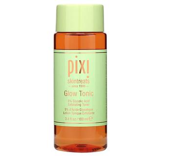 Pixi Beauty, Skintreats, отшелушивающий тоник, придающий сияние, для всех типов кожи, 100 мл (3,4 жидк. унции)