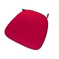 Подушки на стулья бордовые в аренду