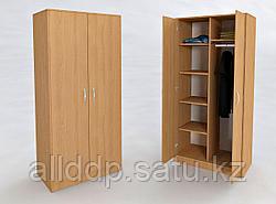 Шкаф для одежды и файлов 700x500x1820