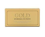 Petitfee, Гидрогелевые патчи для глаз, золото, 60 шт., фото 3