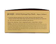 Petitfee, Гидрогелевые патчи для глаз, золото, 60 шт., фото 4