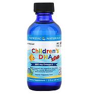 Nordic Naturals, Children's DHA Xtra, для детей возрастом 1–6 лет, ягодный вкус, 880 мг, 60 мл (2 жидк. унции), фото 2