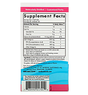 Nordic Naturals, пренатальная ДГК, без добавок, 830 мг, 90 капсул, фото 2